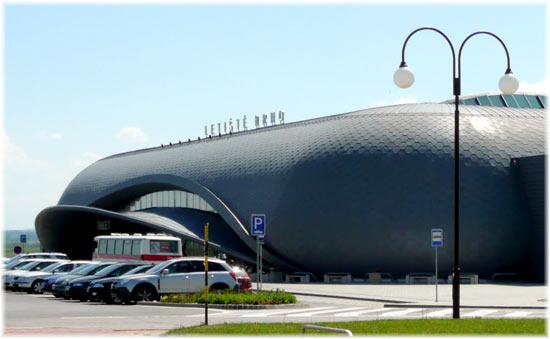 Brno Tuřany Airport