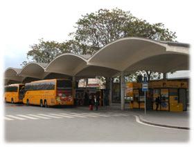 Brno Bus Station