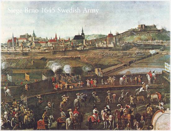 Brno History
