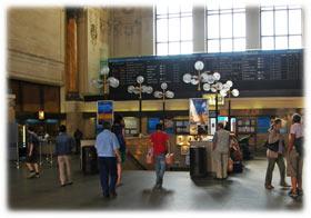 Brno Train Station