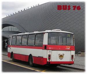 Bus Airport Brno