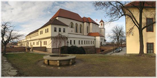 Spilberg Castle Brno