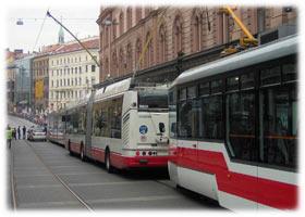 TrolleyBus Brno